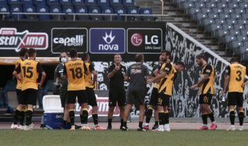 H AEK δεν έκανε upgrade κι είναι καλό νέο για τον τελικό