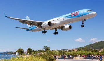 Σάλος με πτήση της TUI από Ζάκυνθο-Ουαλία: 16 κρούσματα μέχρι τώρα