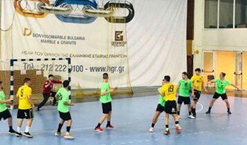Χάντμπολ: Νίκη επί του Φοίβου (32-17) για τους Νέους Ανδρες της ΑΕΚ και τώρα… «τελικός»!