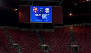 H αντίδραση των παικτών της Ρεάλ στη συντριβή της Μπαρτσελόνα: «Δεν κλάψαμε κιόλας»