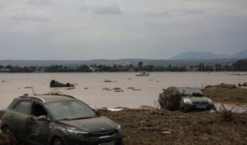 Εύβοια: Οκτώ οι νεκροί από τις πλημμύρες -Σορός 70χρονου βρέθηκε στον Κάλαμο