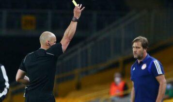 «Σφαλιάρα» UEFA στην κλάψα του Ολυμπιακού: Ο διαιτητής του Γουλβς-ΟΣΦΠ σε προημιτελικό Champions League