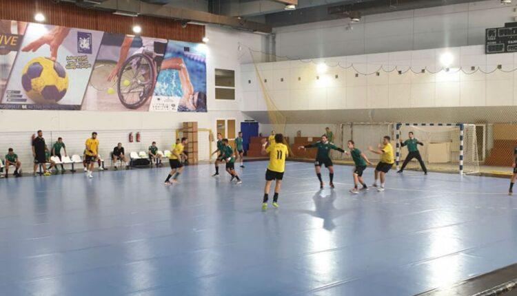 ΑΕΚ: Νέα φιλική νίκη (36-28) επί του Διομήδη