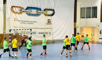 ΑΕΚ: Νίκησαν τον Φοίβο (31-17) οι έφηβοι και τώρα... «τελικός» (VIDEO)
