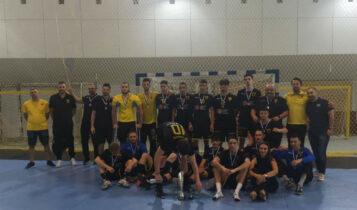 ΑΕΚ: Ασημένιο μετάλλιο για τους νέους άνδρες στο χάντμπολ (VIDEO)