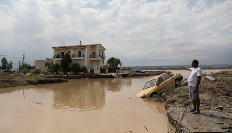 Τραγωδία στην Εύβοια: 7 νεκροί, ένας αγνοούμενος από τις πλημμύρες