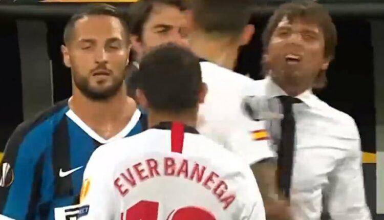Μπανέγα εξόργισε τον Κόντε με ειρωνεία για... περούκα! (VIDEO)