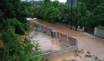 Τραγωδία στην Εύβοια: Νεκρό βρέφος 8 μηνών λόγω της πλημμύρας