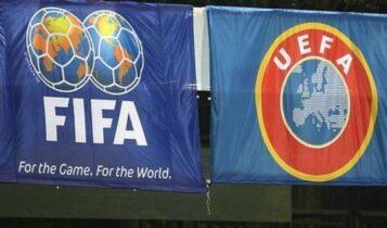 Προειδοποίηση από FIFA-UEFA: Ζητά εκλογές από την ΕΠΟ τον Οκτώβριο αλλιώς... Grexit και να σταματήσουν οι κυβερνητικές παρεμβάσεις στο ποδόσφαιρο!