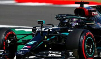 Formula 1: Απίθανη νίκη Χάμιλτον με χιτσκοκικό φινάλε - Ετρεξε έναν γύρο με σκασμένο λάστιχο