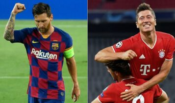 Champions League: Η ματσάρα Μπαρτσελόνα-Μπάγερν απόψε για τα προημιτελικά