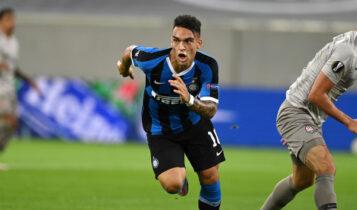 Europa League: Με «πεντάρα» στον τελικό η Ιντερ