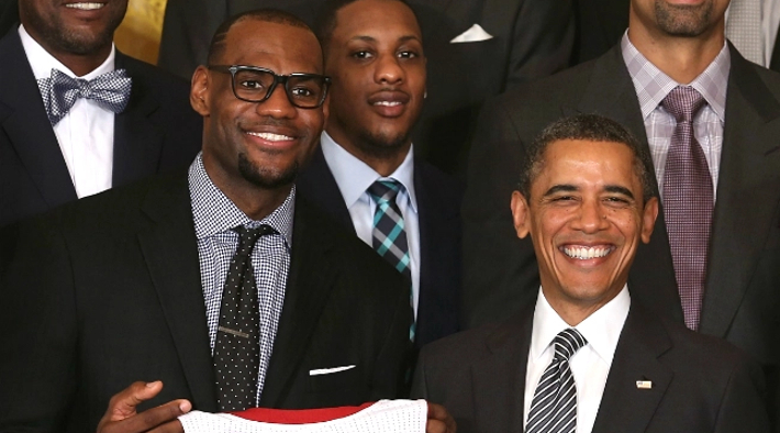 NBA: ΛεΜπρον και Πολ μίλησαν με Ομπάμα πριν επιστρέψουν στη δράση