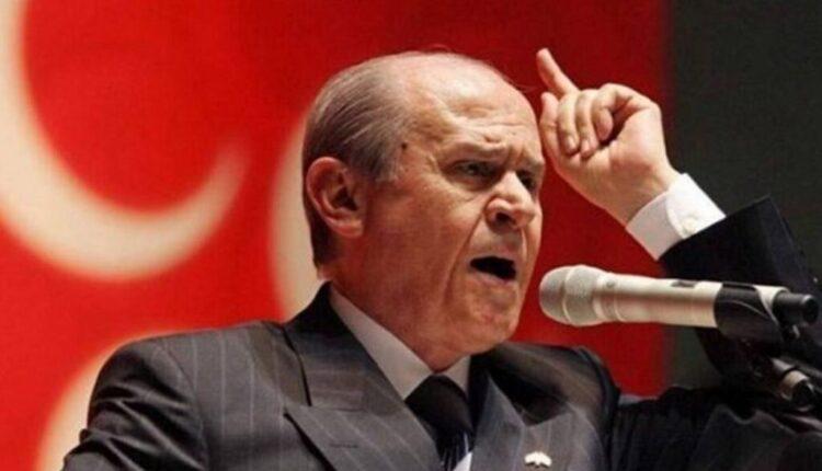 Μπαχτσελί: «Οποιος αντιμετωπίσει το τουρκικό ναυτικό στη Μεσόγειο θα αντιμετωπίσει βαρύτατο πρόστιμο»