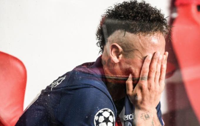 Παρί: Λύγισε ο Νεϊμάρ, ξέσπασε σε κλάμματα