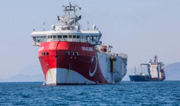 Προκαλεί ξανά η Τουρκία: Εξέδωσε Navtex για έρευνες στο Καστελόριζο!