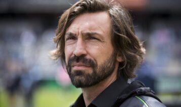 ΕΠΙΣΗΜΟ: Προπονητής της Γιουβέντους ο Αντρέα Πίρλο (ΦΩΤΟ)
