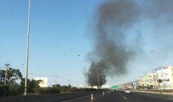 Φωτιά στη Μεταμόρφωση: Συμπτώματα σε πολίτες λόγω εισπνοής τοξικών αερίων!