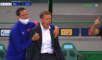 Λειψία: Νεότερος προπονητής και σύλλογος που φτάνει στα ημιτελικά του Champions League