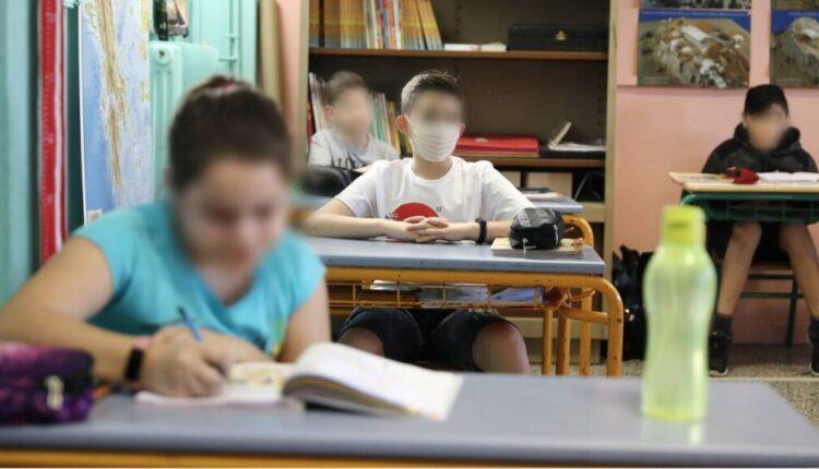 Υπουργείο Παιδείας: Με μάσκα από το Νηπιαγωγείο τα παιδιά