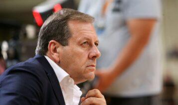 Αγγελόπουλος: «Καμπίνες απολύμανσης στο Final 8, υπάρχει ρατσιστική διάθεση προς τον φίλαθλο»