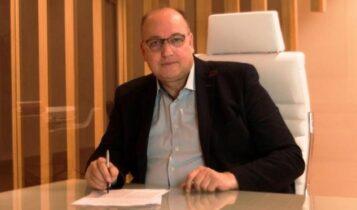 Συνάντηση Βασιλακόπουλου - Λιόλιου στα γραφεία της ΕΟΚ
