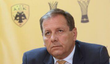 Αγγελόπουλος: «Δώσαμε μάχη για το Final 8, ανεβάζει τον πήχη του ελληνικού μπάσκετ»