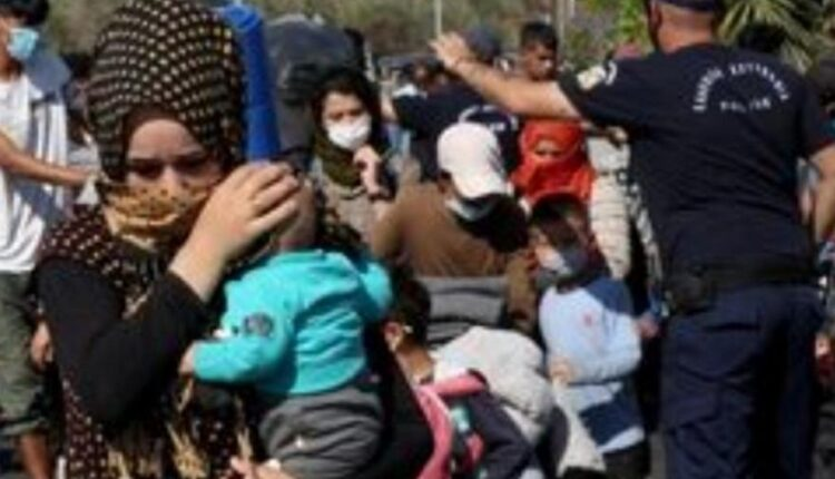 Λέσβος: Επιχείρηση αστυνομίας για μεταφορά προσφύγων και μεταναστών στο Καρά Τεπέ