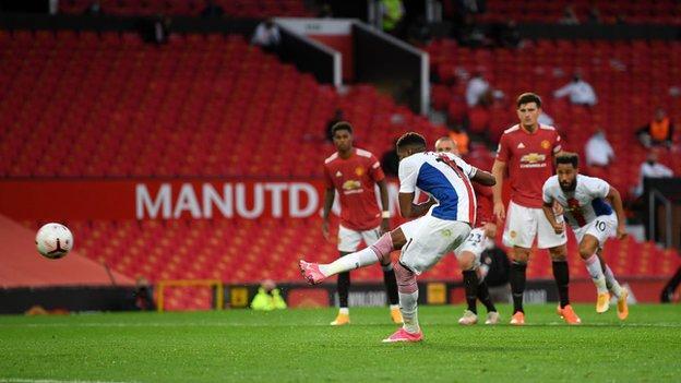 Premier League: «Σφαλιάρα» για την Μάντσεστερ Γιουνάιτεντ - Ηττήθηκε με 1-3 από την Κρίσταλ Πάλας