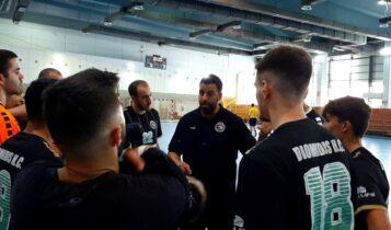 Χαλκίδης: «Ευχαριστούμε την ΑΕΚ για την ευκαιρία»
