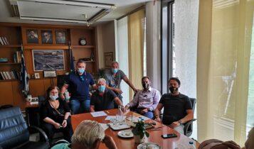 ΑΕΚ: Συνάντηση Ερασιτεχνικής με τον Δήμο Φιλαδέλφειας-Χαλκηδόνας