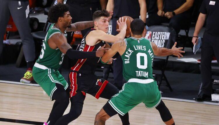 NBA: Οι Σέλτικς κέρδισαν (121-108) τους Χιτ και μείωσαν σε 3-2 τη σειρά (VIDEO)