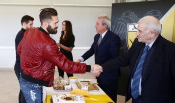Λιβάγια: «Σέβομαι ΑΕΚ και Μελισσανίδη» -Ανοικτός και σε ανανέωση για πάνω από 3 χρόνια!