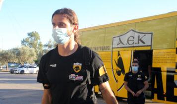 Οικονόμου: Ερχεται στην Ελλάδα για να αποχαιρετίσει την ΑΕΚ και να μαζέψει πράγματα