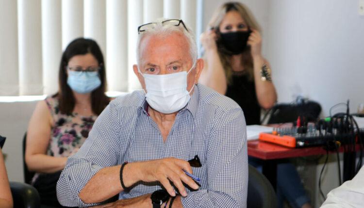 Δουβής: «Λυπηρό το θέμα του Πανιωνίου, δεν έχουμε όμως ενημέρωση» (VIDEO)