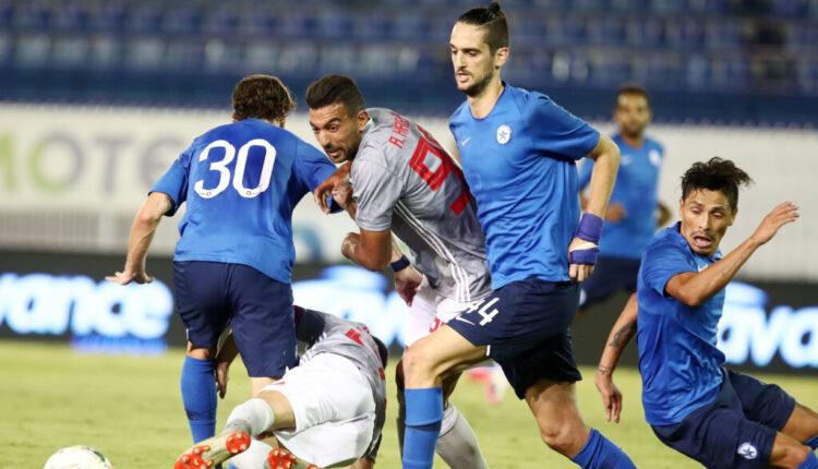 Ήττα με 1-0 του Ολυμπιακού από τον Ατρόμητο στο Περιστέρι!