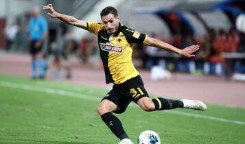 ΑΕΚ: Χάνει το ματς στην Ελβετία ο Λόπες-Μέχρι το βράδυ δηλώνει την λίστα στην UEFA