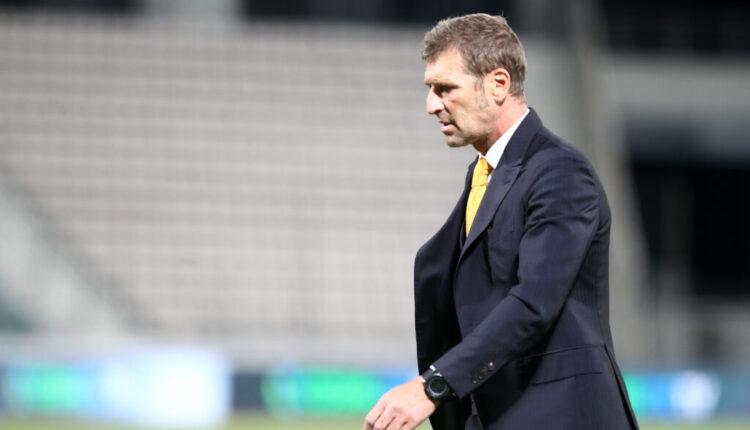 Καρέρα: «Πρώτος στόχος να περάσουμε στους ομίλους του Europa League»