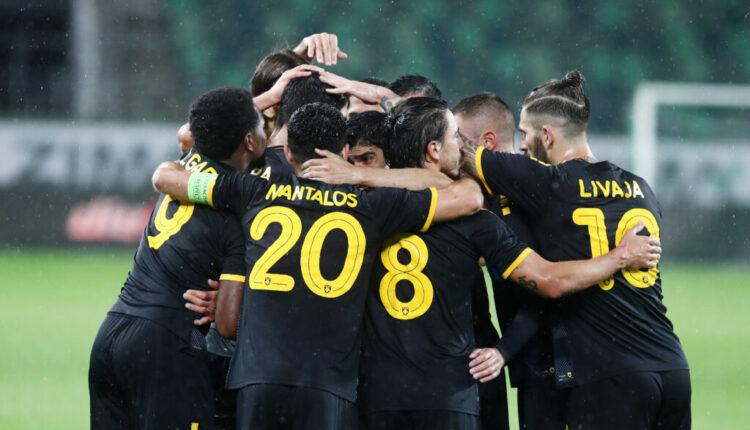 ΑΕΚ: 300.000 στα ταμεία της ΠΑΕ από την πρόκριση στα πλέι οφ του Europa League