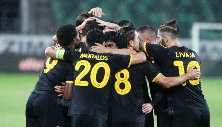 ΑΕΚ-Βόλφσμπουργκ: Tην Πέμπτη 1η Οκτωβρίου στο ΟΑΚΑ για την πρόκριση στους ομίλους του Europa League!