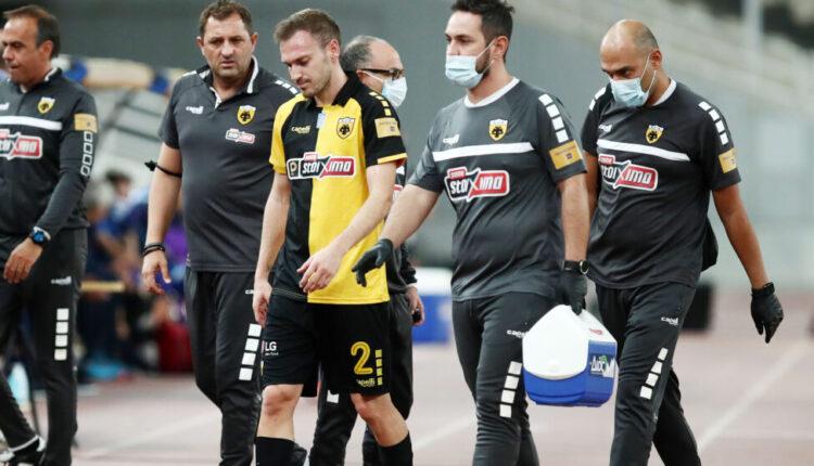 Ο Μπακάκης πάει στην Εθνική -Ο Λάτσι μένει Αθήνα για αποθεραπεία