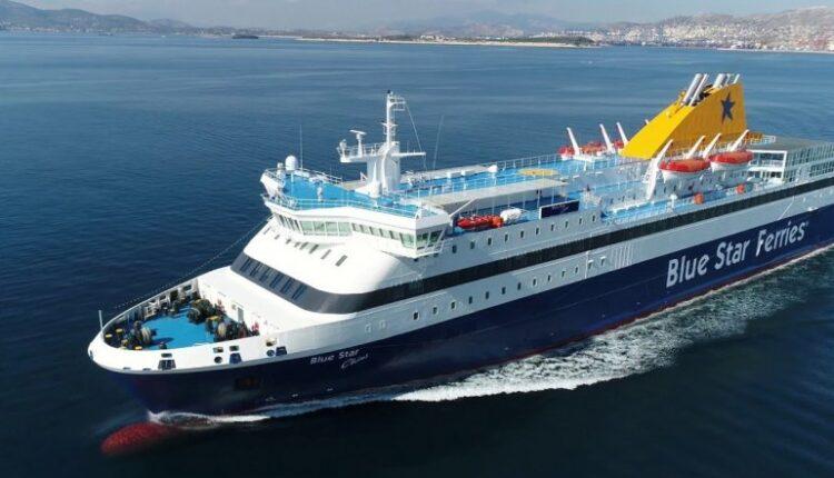 Κατέπλευσε στο λιμάνι του Λαυρίου το πλοίο που μετέφερε μετανάστες από τα νησιά του Αιγαίου