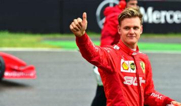 Formula 1: Θα οδηγήσει για την Alfa Romeo ο γιος του Σουμάχερ