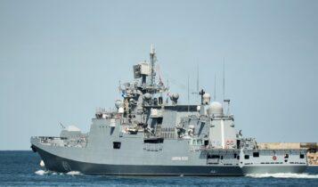 Κύπρος: Εξέδωσε Αντι-NAVTEX για τις ασκήσεις του ρωσικού στόλου