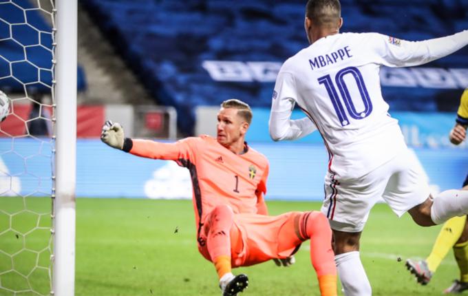 Nations League: Μεγάλες νίκες για Πορτογαλία και Γαλλία