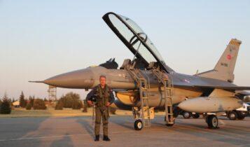 Σόου Ακάρ: Πέταξε με F-16 και απείλησε Ελλάδα και Γαλλία (VIDEO)