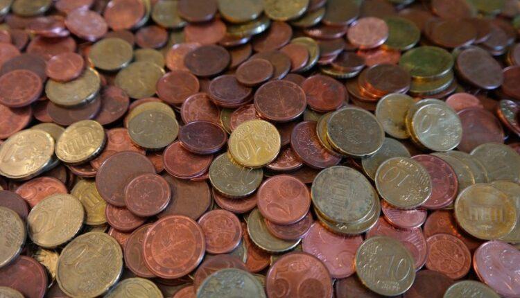 Προς κατάργηση τα κέρματα του 1 και των 2 λεπτών