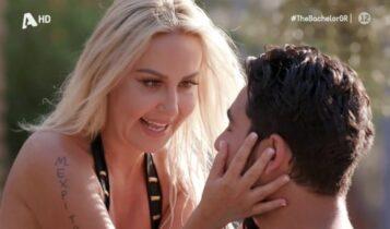 «Φιλάς τη μάνα σου;»: Αντιδράσεις για τις εικόνες Βασιλάκου – «38χρονης» Έλενας στο Bachelor (ΦΩΤΟ)
