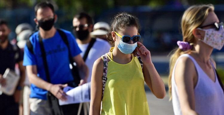 Σύψας: Επικίνδυνο όσο και ο κορωνοϊός το κίνημα κατά της μάσκας