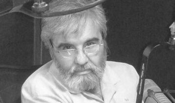 «Εφυγε» ο δημοσιογράφος Χρίστος Χαραλαμπόπουλος